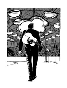 Comiclesung «Who's Johnny Cash»